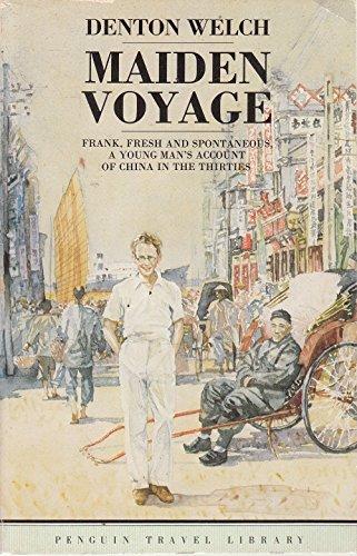 9780140095227: Maiden Voyage