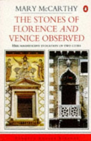 9780140095234: The Stones of Florence (Travel Library)