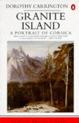 9780140095241: Granite Island: A Portrait Of Corsica (Travel Library)
