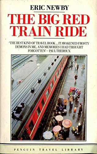 9780140095401: Big Red Train Ride, The (Travel Library)