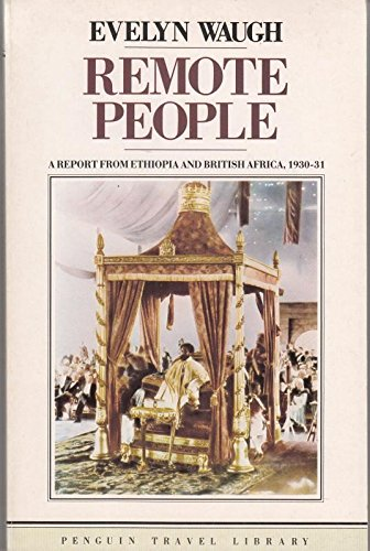 9780140095425: Remote People (Travel Library)