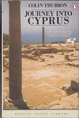 9780140095623: Journey Into Cyprus (Travel Library)