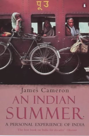 9780140095692: An Indian Summer: A Personal Experience of India (Travel Library)