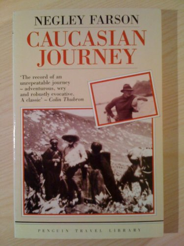 9780140095814: Caucasian Journey (Travel Library)