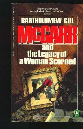 9780140096095: Gill Bartholomew : Mcgarr & Legacy of A Woman Scorned (Penguin Crime Fiction)