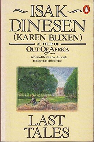 9780140096170: Last Tales (Penguin Modern Classics)
