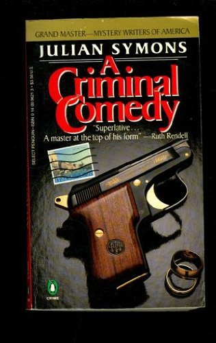 9780140096217: A Criminal Comedy (Penguin Crime Mystery)