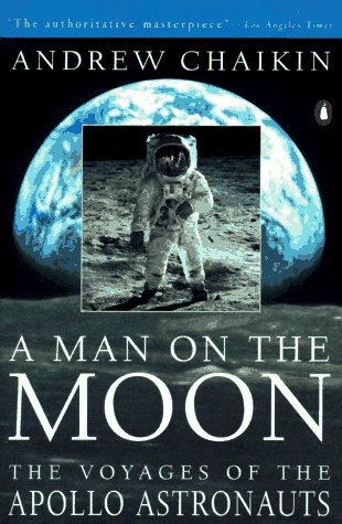 9780140097061: A Man on the Moon: The Voyages of the Apollo Astronauts