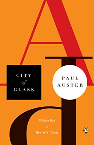 9780140097313: City of Glass (Contemporary American Fiction)