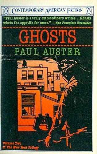 9780140097351: Ghosts (New York Trilogy)