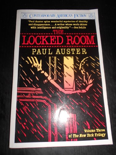 9780140097368: The Locked Room: 3 (New York Trilogy)