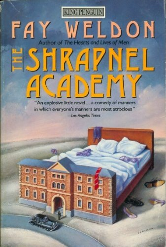 The Shrapnel Academy (King Penguin): Weldon, Fay