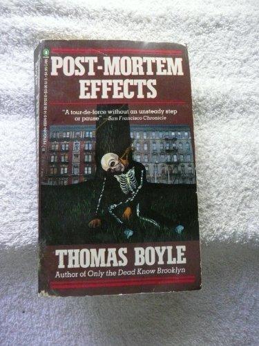 9780140097535: Post-mortem Effects (Crime, Penguin)