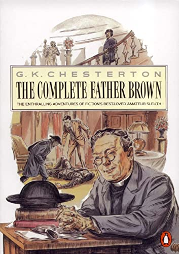 9780140097665: The Complete Father Brown (Father Brown Mystery)