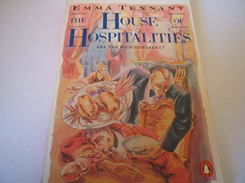 HOUSE OF HOSPITALITIES: EMMA TENNANT