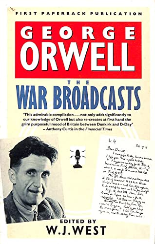 9780140098303: War Broadcasts