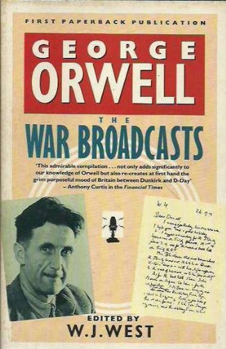9780140098303: War Broadcasts
