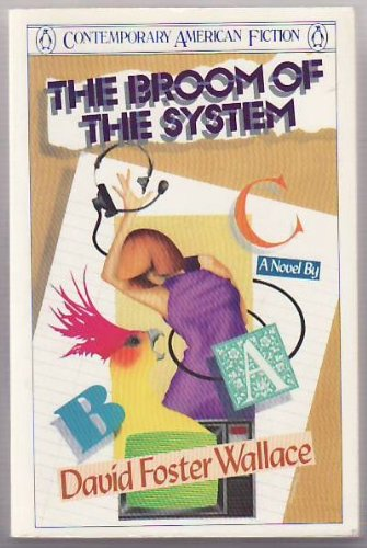 The Broom of the System (Contemporary American fiction): Wallace, David Foster