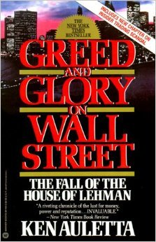 9780140098969: Greed and Glory on Wall Street: The Fall of the House of Lehman