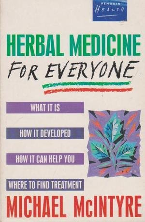 9780140099003: Herbal Medicine for Everyone (A Penguin book)