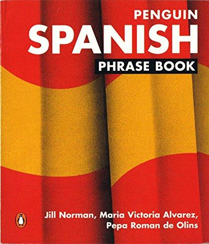 9780140099362: Spanish Phrase Book (Phrase Book, Penguin)