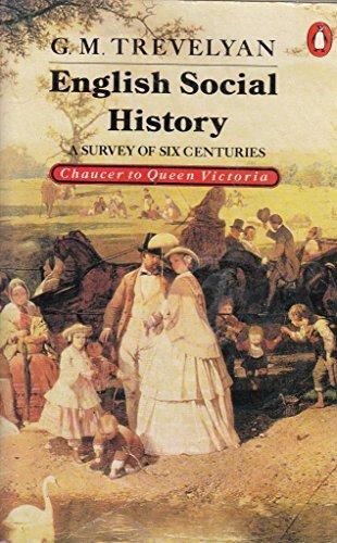 9780140099829: English Social History