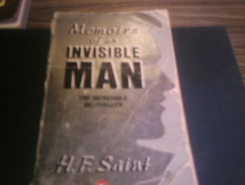 9780140099980: Memoirs of an Invisible Man (Penguin fiction)