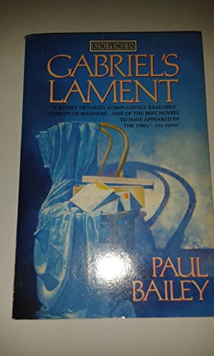 9780140100150: Gabriel's Lament (King Penguin)