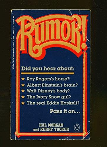 9780140100297: Rumor!