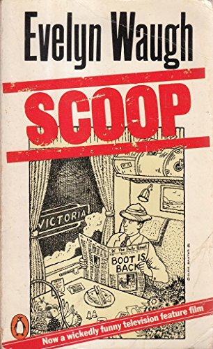 9780140100426: Scoop: A Novel About Journalists