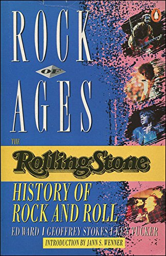 9780140100532: 'ROCK OF AGES: ''ROLLING STONE'' HISTORY OF ROCK AND ROLL'