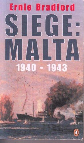 9780140100822: Siege: Malta, 1940-43