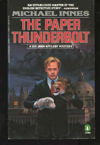 9780140100891: The Paper Thunderbolt (Penguin Crime Fiction)