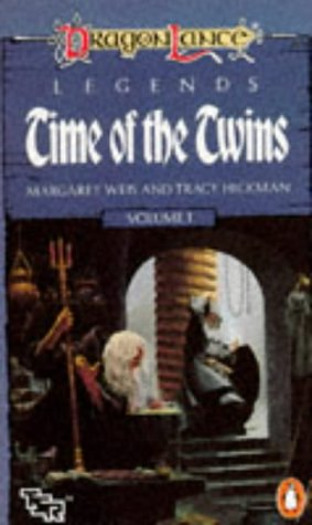 9780140101096: Dragonlance Legends: Time of the Twins