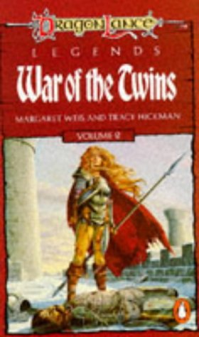 9780140101102: Dragonlance Legends. Volume 2: War of the Twins