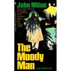 9780140101454: The Moody Man: A Jimmy Jenner Mystery