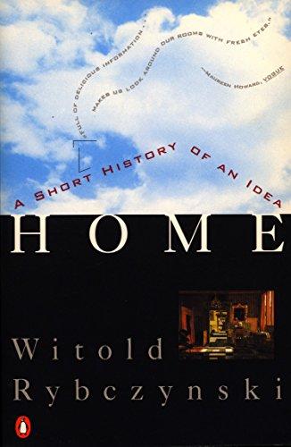 9780140102314: Home: A Short History of an Idea