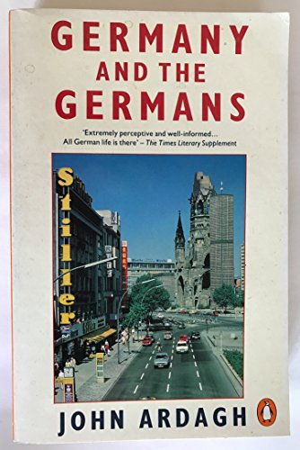 9780140102420: Germany And The Germans