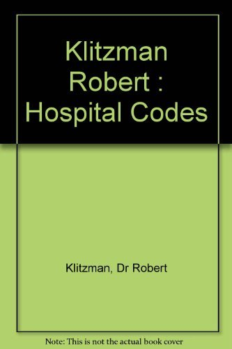9780140102536: Klitzman Robert : Hospital Codes
