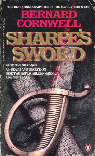 9780140102642: Sharpe's Sword: Richard Sharpe and the Salamanca Campaign, June and July 1812