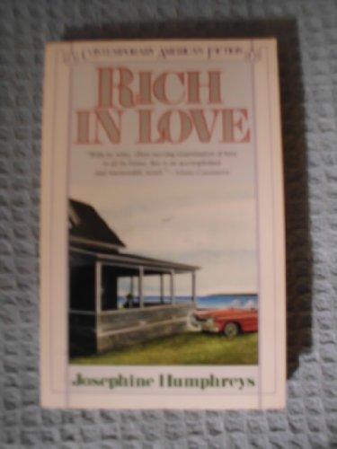 9780140102833: Rich in Love (Contemporary American Fiction)