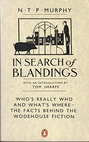 9780140102994: In Search of Blandings