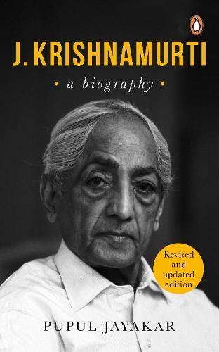 9780140103434: J.Krishnamurti: A Biography