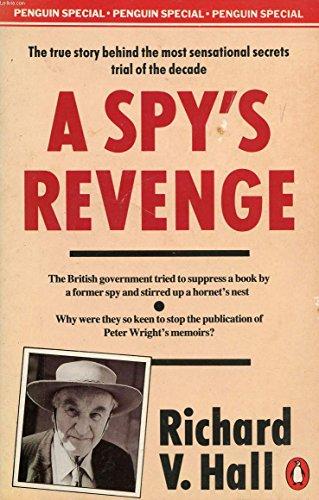 9780140103878: A Spy's Revenge