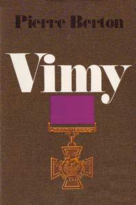 9780140104394: Vimy (Penguin non-fiction)