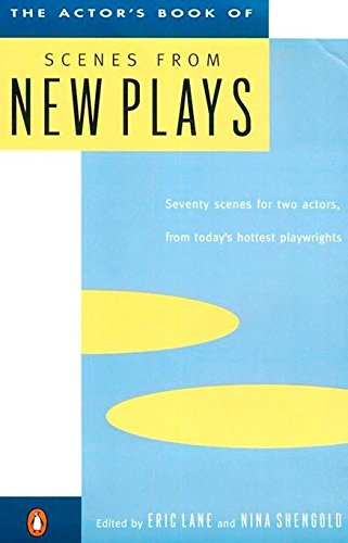 9780140104875: The Actor's Book of Scenes from New Plays