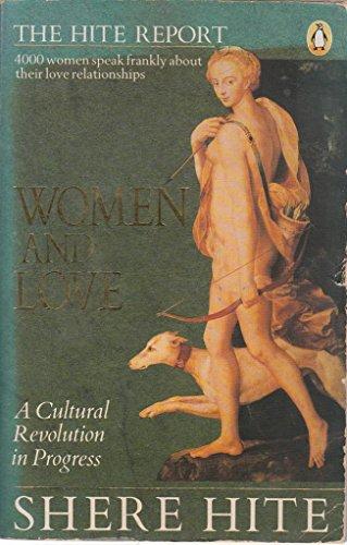 9780140104929: Women and Love: A Cultural Revolution in Progress