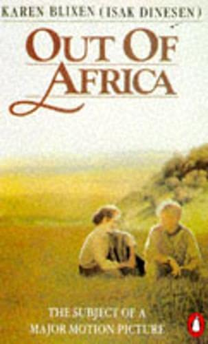 Out of Africa (Modern Classics)