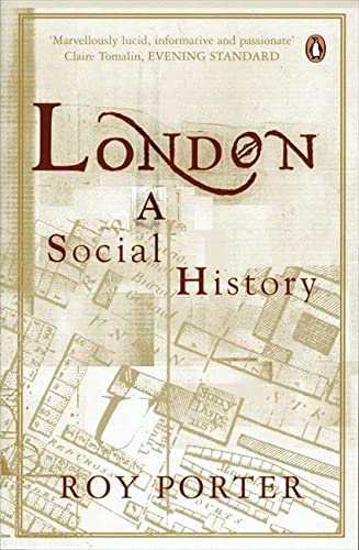 9780140105933: London A Social History