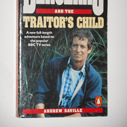 9780140106213: Bergerac and the Traitor's Child (Penguin fiction)